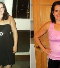 Hoe Jen 65 kg afviel.. het begon allemaal bij het leren hoelahoepen!