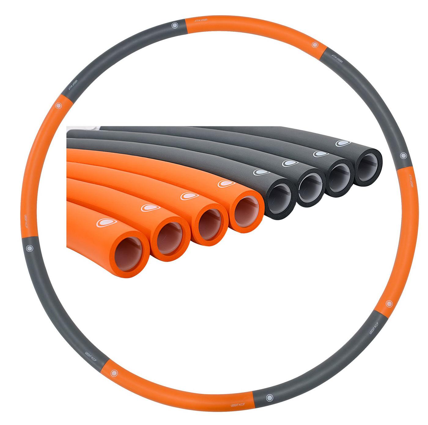 Extra dikke fitnesshoelahoep SOFT New Generation 2.3 kg ... Steps Webshop