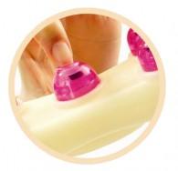 Massageknoppen met magneten